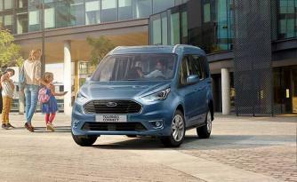 Yeni Ford Tourneo ve Transit Connect Türkiye'de! İşte fiyatları